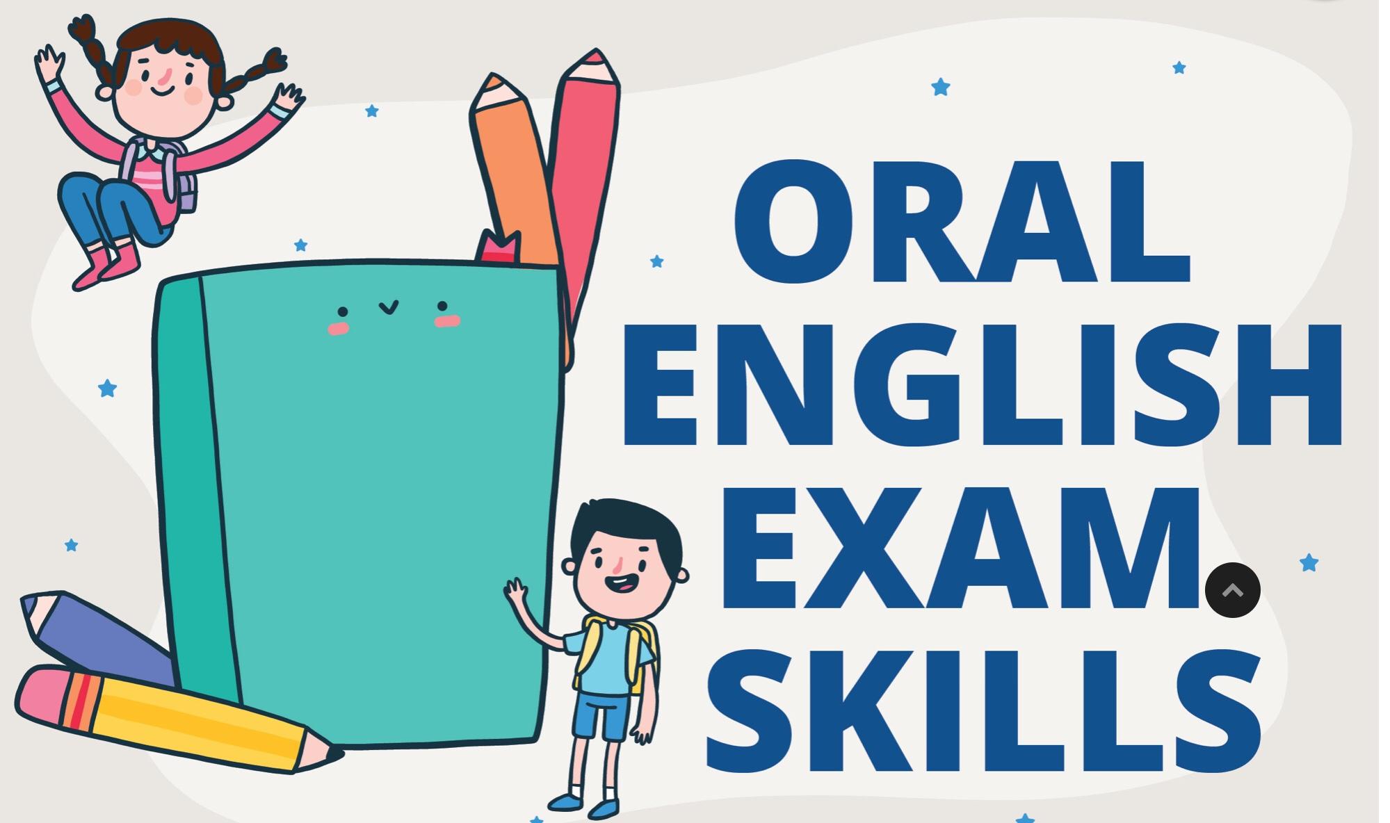 English O'levels Oral